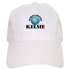 World's Greatest Kelsie Baseball Cap