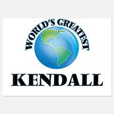 World's Greatest Kendall Invitations