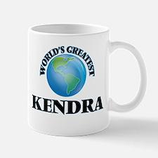 World's Greatest Kendra Mugs