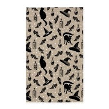 vintage witchy 3'x5' Area Rug