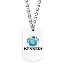 World's Greatest Kennedi Dog Tags