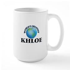 World's Greatest Khloe Mugs