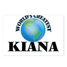 World's Greatest Kiana Postcards (Package of 8)