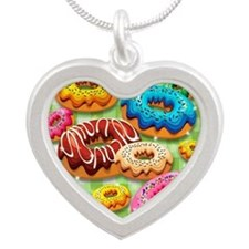 Donuts Party Time Necklaces