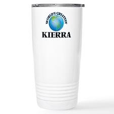 World's Greatest Kierra Travel Mug