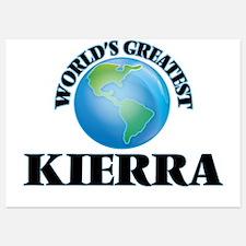 World's Greatest Kierra Invitations