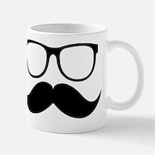 Mr. Stache Small Mugs