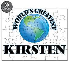 World's Greatest Kirsten Puzzle