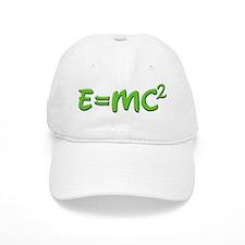 E=MC squared 4 Baseball Cap