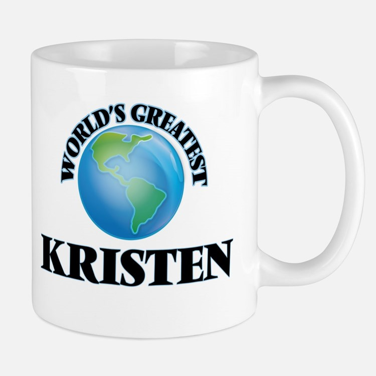 World's Greatest Kristen Mugs