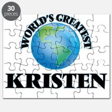 World's Greatest Kristen Puzzle