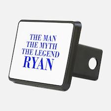 The Man Myth Legend RYAN-bod blue Hitch Cover