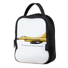 40mmprint3.jpg Neoprene Lunch Bag