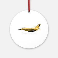 40mmprint3.jpg Ornament (Round)