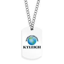 World's Greatest Kyleigh Dog Tags