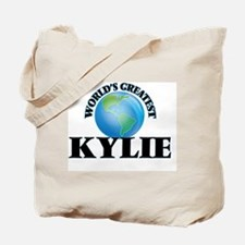 World's Greatest Kylie Tote Bag