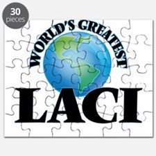 World's Greatest Laci Puzzle