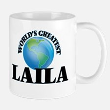 World's Greatest Laila Mugs