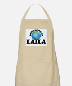 World's Greatest Laila Apron