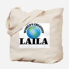 World's Greatest Laila Tote Bag