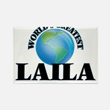 World's Greatest Laila Magnets