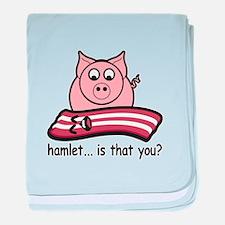 Hamlet baby blanket