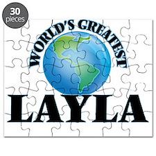 World's Greatest Layla Puzzle