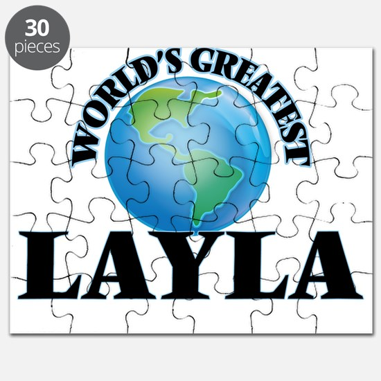 World's Greatest Layla Puzzle