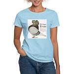 Brown Bar Cap Flight Women's Light T-Shirt