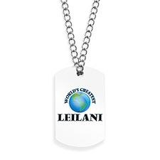 World's Greatest Leilani Dog Tags