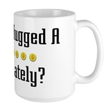 Hugged Docent Mug