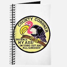 County Coroner Journal