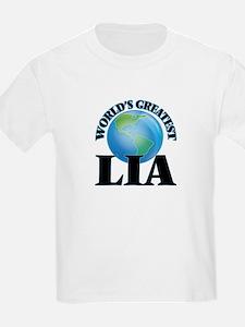 World's Greatest Lia T-Shirt