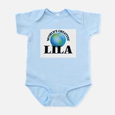 World's Greatest Lila Body Suit