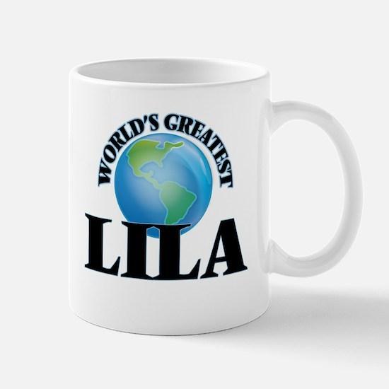 World's Greatest Lila Mugs