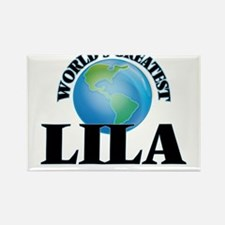 World's Greatest Lila Magnets