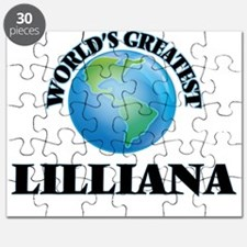 World's Greatest Lilliana Puzzle