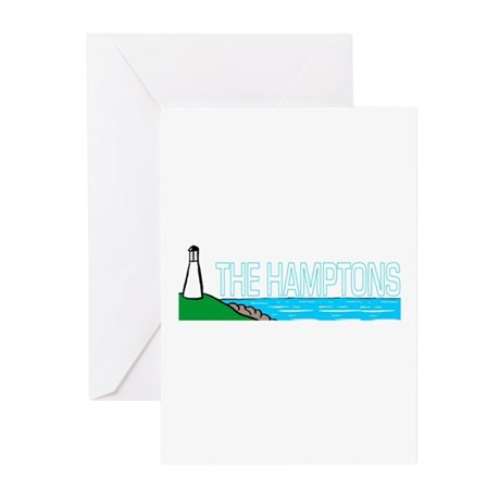 The Hamptons Greeting Cards (Pk of 10)