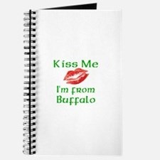 Kiss Me I'm from Buffalo Journal