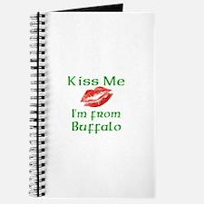 Kiss Me I'm from Buffalo Journal