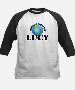 World's Greatest Lucy Baseball Jersey