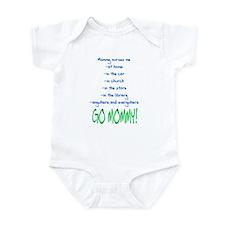 Go Mommy! Bodysuit