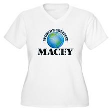 World's Greatest Macey Plus Size T-Shirt