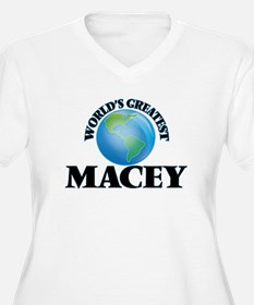 World's Greatest Macey Plus Size T-Shirt