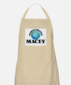 World's Greatest Macey Apron
