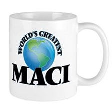 World's Greatest Maci Mugs