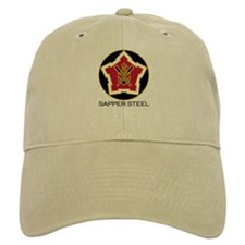 Sapper Steel Baseball Cap