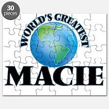 World's Greatest Macie Puzzle