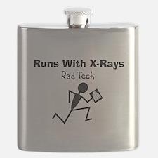 Rad Tech Flask