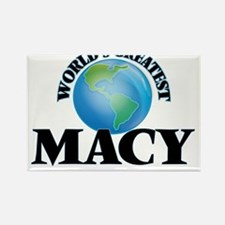 World's Greatest Macy Magnets